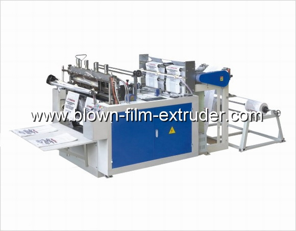 Heat Sealing Bag Making Machine